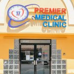 Entrance or exterior image of our walk in clinic of cocoa beach