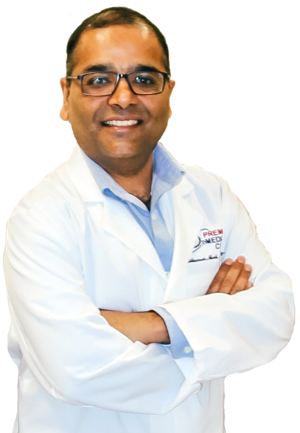 Dr. Dixit Modi - Founder of Premier Medical Walk In Clinic In Cocoa Beach